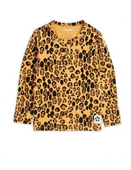 Mini Rodini Basic Leopard Grandpa