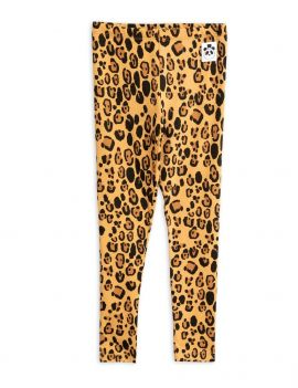Mini Rodini Basic Leopard Legging