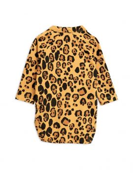Mini Rodini Basic Leopard wrap body