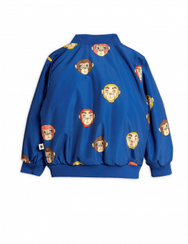 Monkey baseball jacket