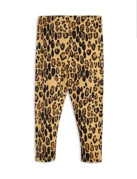 Basic leopard legging