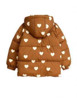 Mini Rodini Hearts Pico Puffer Jacket