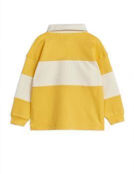Mini Rodini Rugby Shirt Yellow