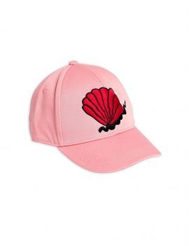 Mini Rodini Shell Cap Pink