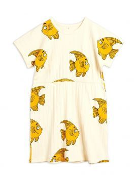 Mini Rodini Fish SS dress