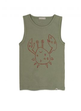 Ammehoela Zion Top Oil Green Crab