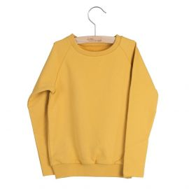 Little Hedonist Ceacilia Sweater Golden Spice