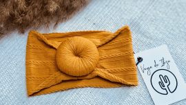 Vega Basics Haarband Paloma Saffron