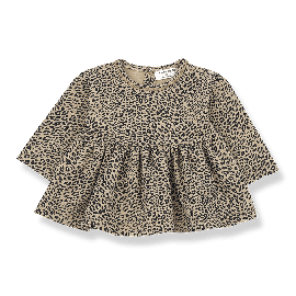 1+ in the family Utrecht blouse black/beige