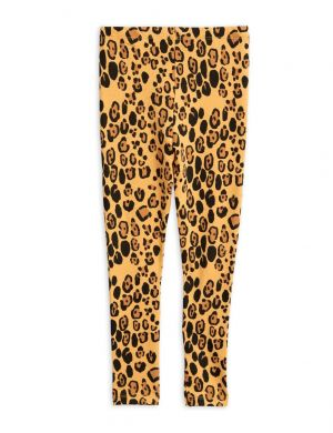 Mini Rodini Basic Leopard Legging nw