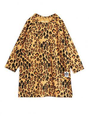 Mini Rodini Basic Leopard ls dress