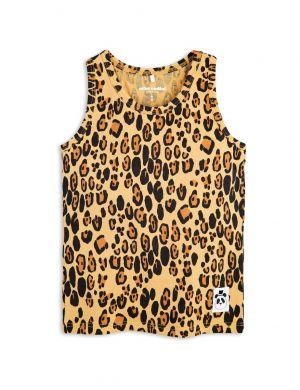 Basic leopard tank