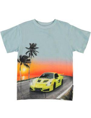 Molo Rasmus T-shirt Ocean Drive