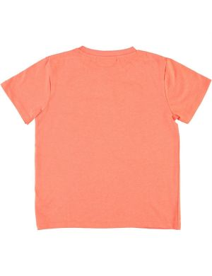 Molo Rame T-shirt Neon Coral