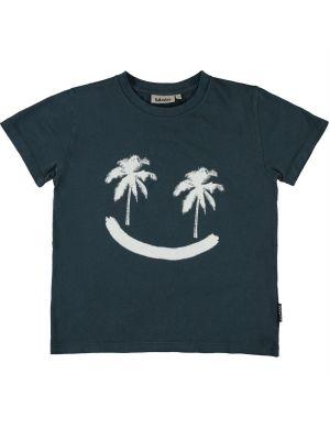 Molo Rame T-shirt Summer Night Blue