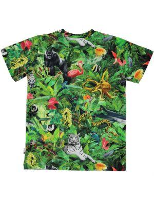 Molo Ralphie T-shirt Fantasy Jungle