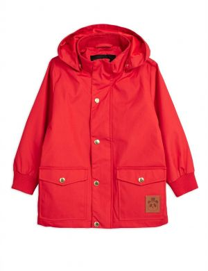 Mini Rodini Pico Jacket Red
