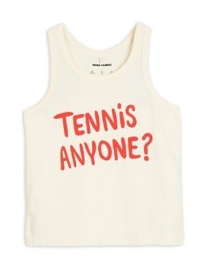 Mini Rodini Tennis Anyone Tank Red