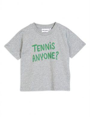 Mini Rodini Tennis Anyone Tee Grey