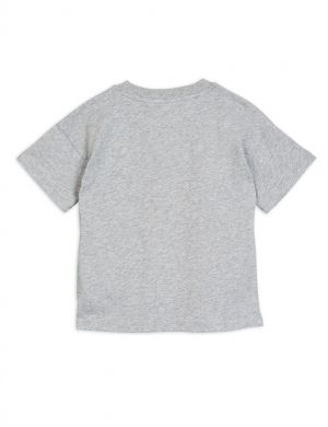 Mini Rodini Tennis Anyone Tee Grey