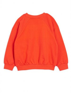 Mini Rodini Tennis Anyone Sweatshirt Red