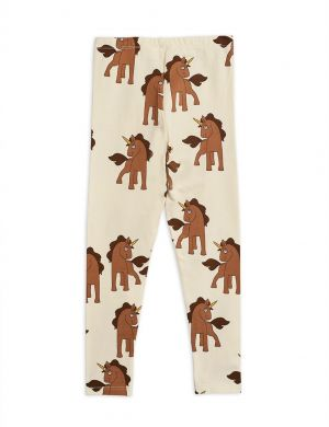 Mini Rodini Unicorns aop Leggings
