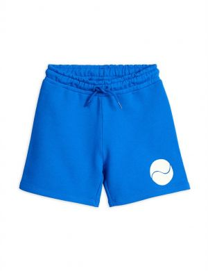 Mini Rodini Game Sweatshorts Blue