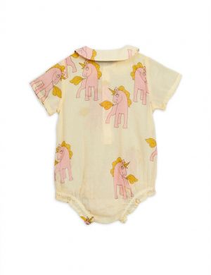 Mini Rodini Unicorns Woven body