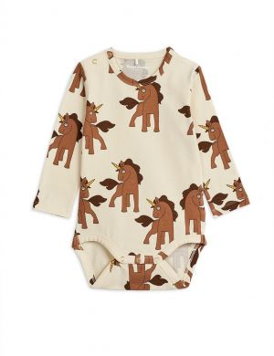 Mini Rodini Unicorns Longsleeve body