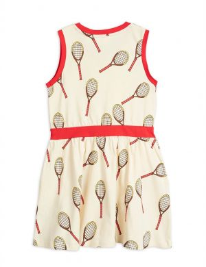 Mini Rodini Tennis aop Tank Dress