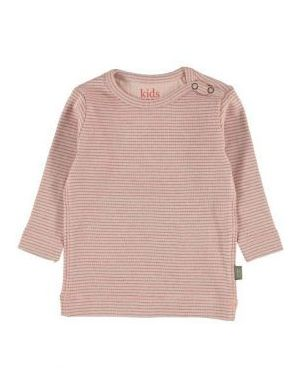 Kidscase Perrie organic NB t-shirt pink