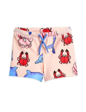 Mini Rodini Dolphins Swimpants
