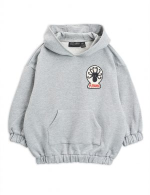 Mini Rodini Octopus Patch Hoodie