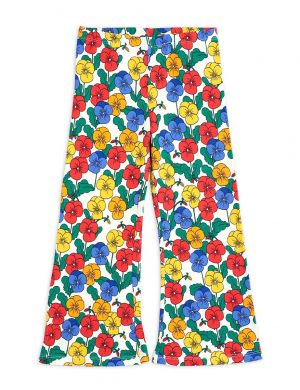 Mini Rodini Violas Flared Trousers
