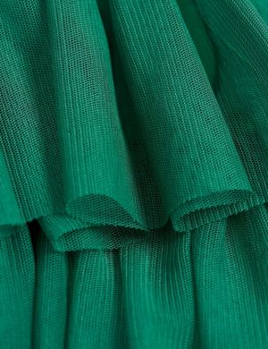 Mini Rodini Tulle Skirt Green