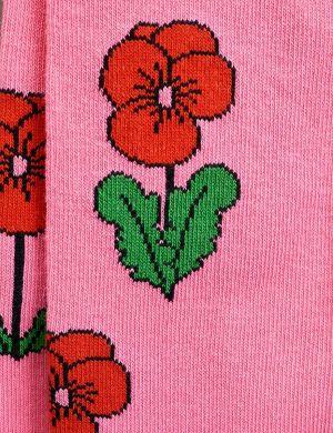 Mini Rodini Violas Tights Pink