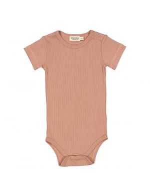 MarMar Cph Body Shortsleeve Rose Brown
