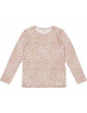 MarMar Copenhagen Leopard Longsleeve Rose Brown