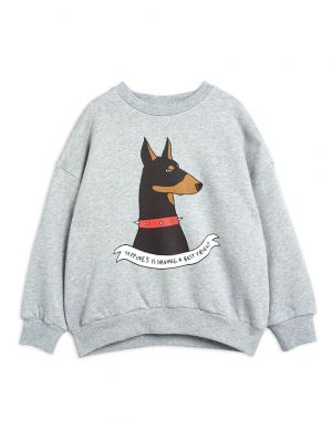 Mini Rodini Dobermann Make Your Own Weatshirt