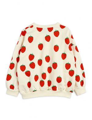 Mini Rodini Strawberry aop Sweatshirt
