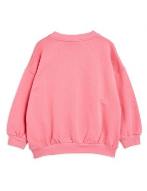 Mini Rodini Tiger sp Sweatshirt Pink