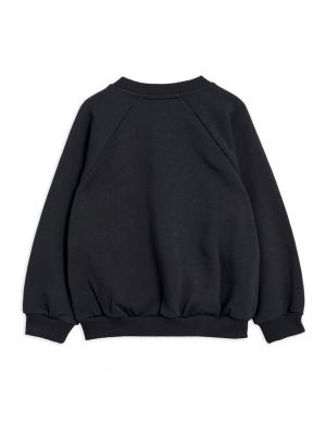 Mini Rodini Unicorn Noodles sp Sweatshirt Black