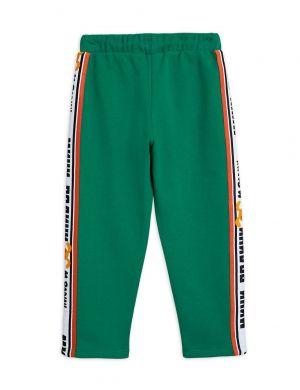 Mini Rodini Moscow Sweatpants Green