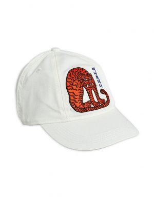 Mini Rodini Tiger Soft Cap