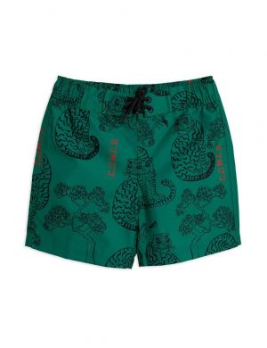 Mini Rodini Tigers Swim Shorts