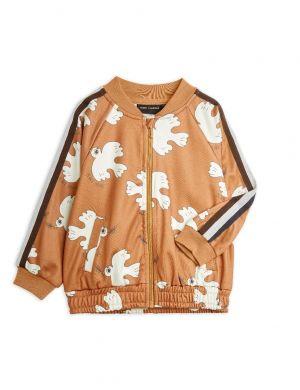 Mini Rodini Peace Dove aop wct Jacket