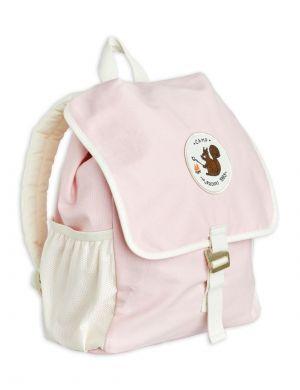 Mini Rodini Hike n School Backpack Pink