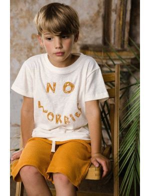 Ammehoela Zoe T-shirt Ivory