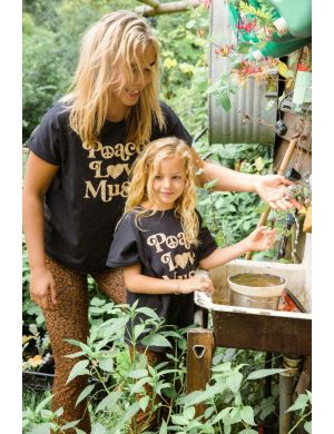 Ammehoela Sunny Shirt Peace Mom