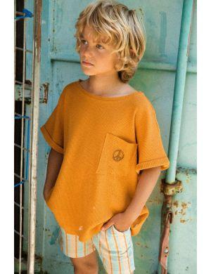 Ammehoela Sunny Dessert Sun T-shirt